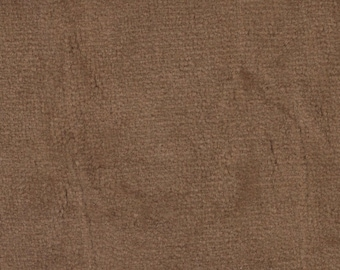 BTY Vintage 1974-78 Ford / Mercury / Lincoln Brown Plush Velour Auto Upholstery