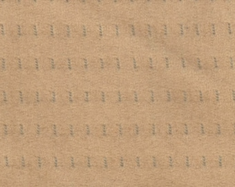 BTY vintage Chevrolet Monza upholstery fabric camel color velour