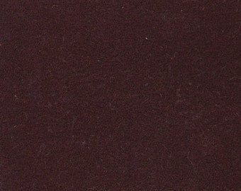 BTY Vintage Brown Suede Cloth Auto Upholstery