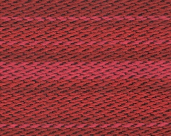 1 2/3 yards 1971 Rambler or Sportabout red stripe upholstery