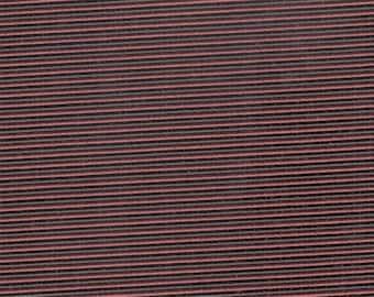 BTY mid century 1964 Pontiac Bonneville brown burgundy ridges
