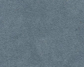 BTY 1977 Chevy/Pontiac Olds/Buick Light Blue Suede Cloth Auto Upholstery