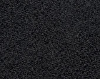 BTY vintage 1973 Pontiac black Bravo Cloth upholstery