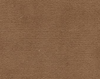 1 5/6 YD 1979 Chev/Pontiac Oldsmobile Camel Suede Cloth Auto Upholstery