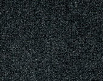 BTY 1992 Oldsmobile Grey Blue Plush Velour Auto Upholstery
