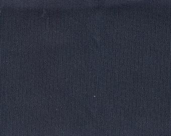 2 1/2 Yards Vintage 1972 Ford / Mercury / Marquis / Thunderbird Dark Blue Nylon Auto Upholstery