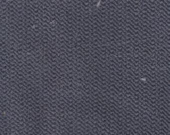BTY Vintage 1986-87 Pontiac Grand Prix / Bonneville / Parsienne Dark Grey Plush Velour Auto Upholstery w/ Zig Zags