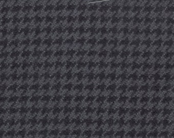 BTY vintage 1985 -86 Ford Mercury Escort upholstery grey houndstooth