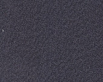 1 1/2 Yards Vintage 1996 Nissan Dark Grey Tweed Plush Velour Auto Upholstery
