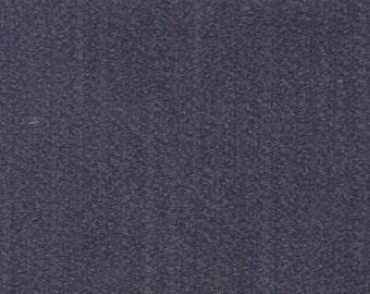 1 1/4 Yards Vintage 1998 Honda Dark Grey Tweed Plush Velour Auto Upholstery