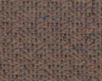 BTY vintage 1988 Chevrolet tweed upholstery brown