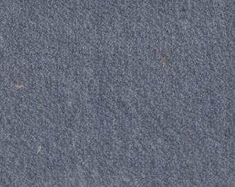 1 5/6 Yards Vintage 1994 Honda Grey Tweed Plush Velour Auto Upholstery