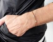 pipe leather bracelet, pipe bracelet, pipe charm, leather bracelet, real leather bracelet, silver pipe bracelet, men bracelet, pipe jewelry