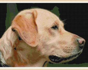 Dalmatian Cross Stitch Pattern Dog Cross Stitch Pattern Etsy
