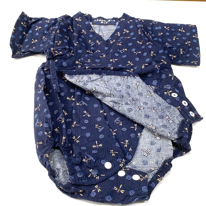 Toddler Kimono Baby Kimono Unisex Baby Kimono Romper Baby Kimono Outfit Baby Kimono Baby Outfit Photo Prop Baby Kimono Baby Outfit