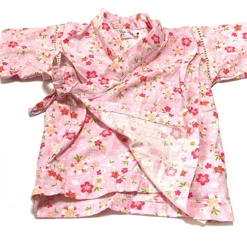 Baby Kimono Child Kimono Japanese Kimono Toddler Kimono Ninja Outfit Photo Prop Idea Baby Gifts Baby Jinbei Kawaii Outfit