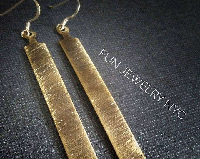 NOHO MODERN Drop Earrings