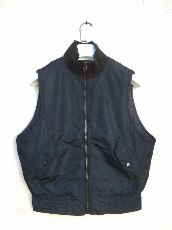 Vtg RRL double rl ralph lauren sleeveless jacket S
