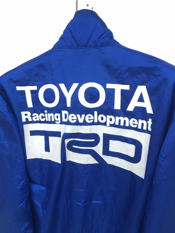 Vtg 90s Toyota Racing Development/TRD/motorsport/… - image 2