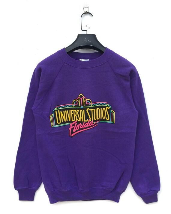Vtg 80s Universal Studios florida promo/spell out/