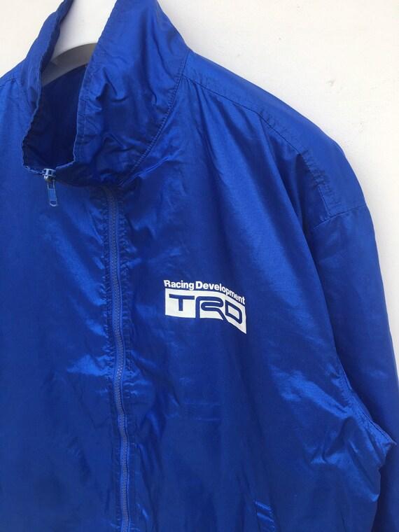 Vtg 90s Toyota Racing Development/TRD/motorsport/… - image 4