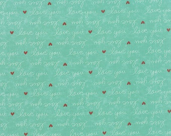 Moda Fabric  - Sweetness - Sandy Gervais - 17852 22 - Cotton fabric by the yard(s) - Last 2 yards