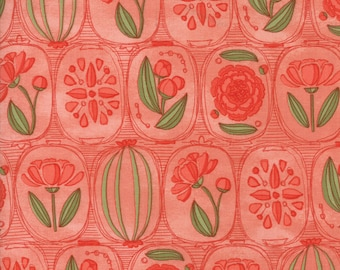 Moda - Blushing Peonies by Robin Pickens - Petal - 48611 14 - 100% cotton fabric - Fabric by the yard(s)