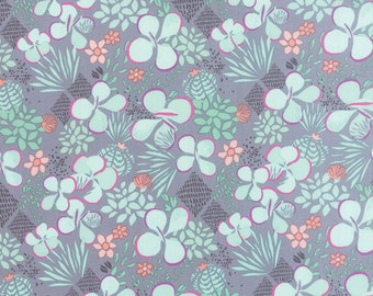Moda Fabric  - Canyon Mesa - Kate Spain - Moonlight - 27222 14 - Cotton fabric by the yard(s)