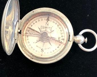 WW1 era Surveyor's Compass USANITE by Taylor