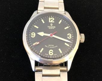 Tudor Heritage Ranger Rotor Men's Wrist Watch