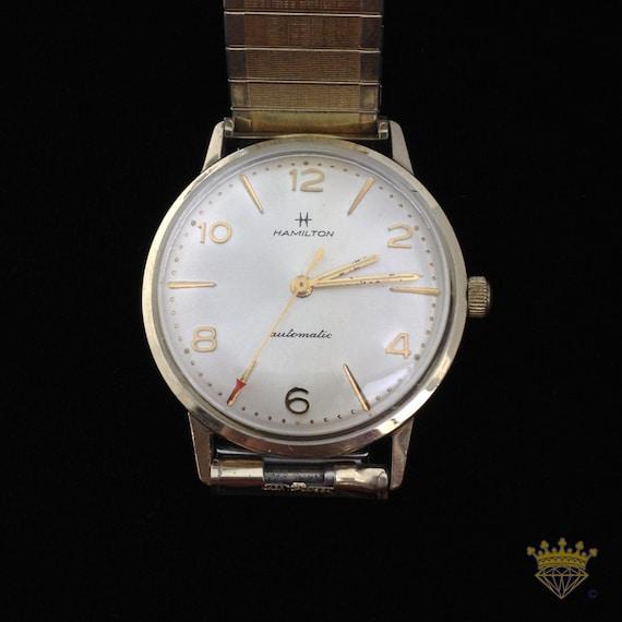 hamilton automatic watch vintage