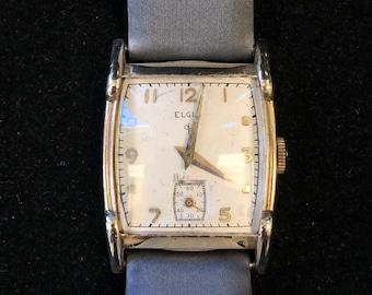 Elgin 15 Jewel Wrist Watch c.1949