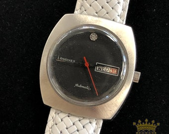 Longines Automatic Day/Date