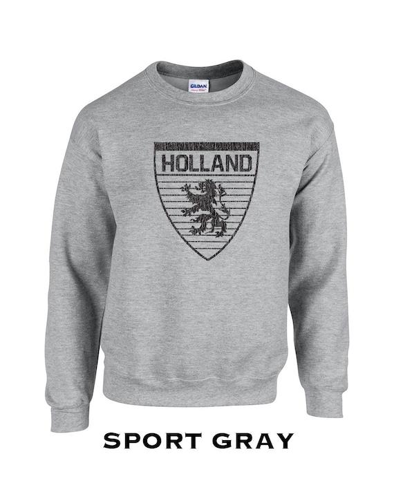 04b3fd68ee8f Holland netherlands futbol lion funny jersey soccer amsterdam