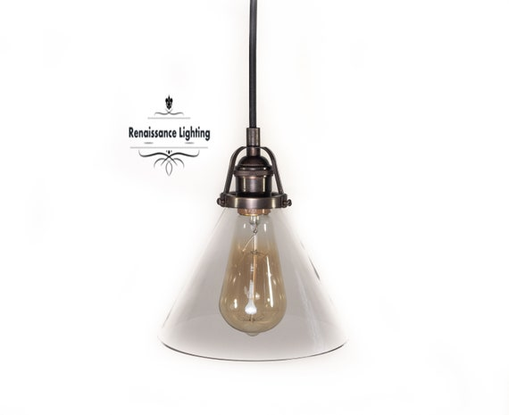 Edison style  Pendant in Antique finish, solid brass, Retro lighting,edison Lighting