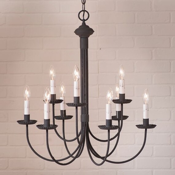 Large Grandview Chandelier  - 9 Light