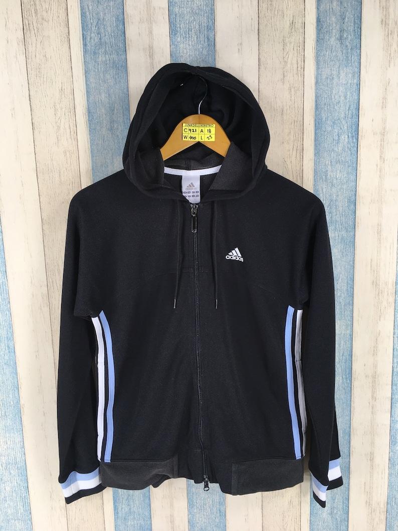 adidas firebird jacket black