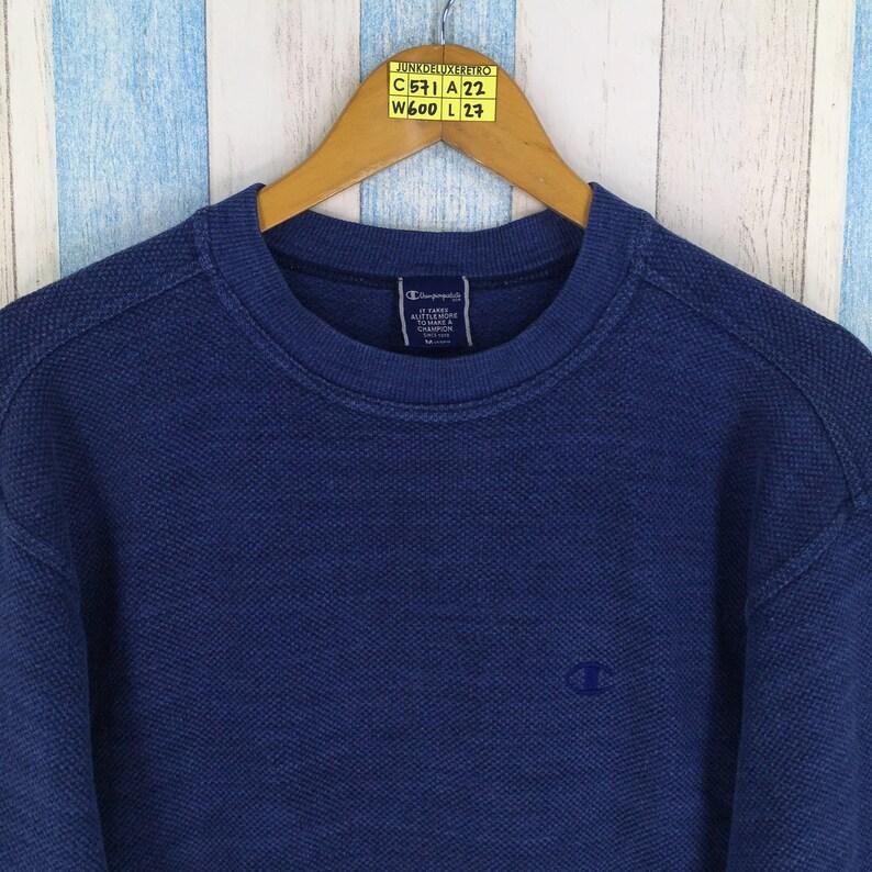 eea5ddf342d8 Vintage CHAMPION PRODUCTS Jumper Medium 80s Sportswear Swag