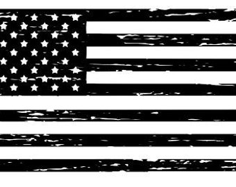Distressed Flag,  SVG Cut File American Flag,  Stars and Stripes,  Worn Flag,  Memorial,  Pride,  Respect,  America,  'Merica,  USA,  Home