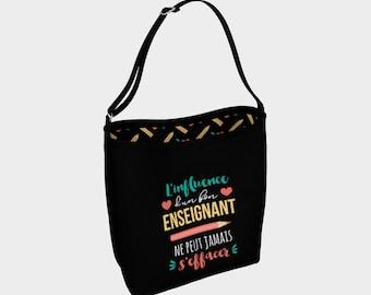 """The Influence"" shoulder bag for teachers"