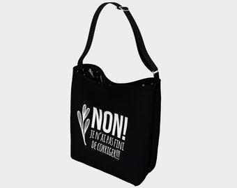 """""""Correction"""" Teacher shoulder bag"""