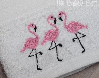 Flamingo Home Decor Etsy