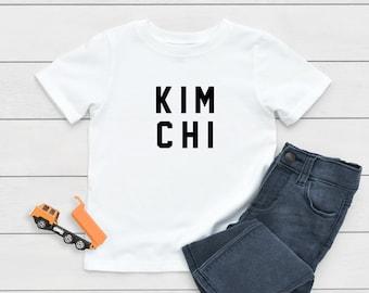 Kimchi Korean Toddler T-Shirt