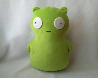 Kuchi Kopi plush, cute alien soft toy,  Louise Belcher toy