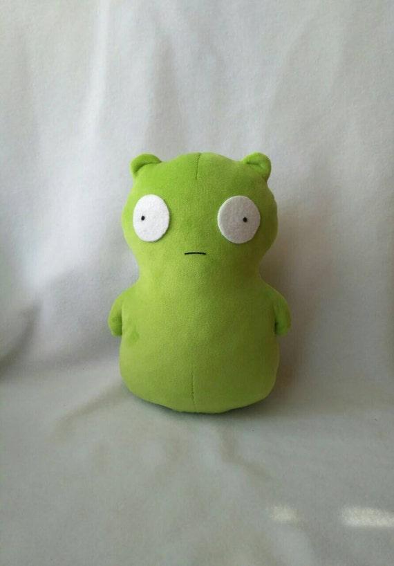 Kuchi Kopi Plush Cute Alien Soft Toy Etsy