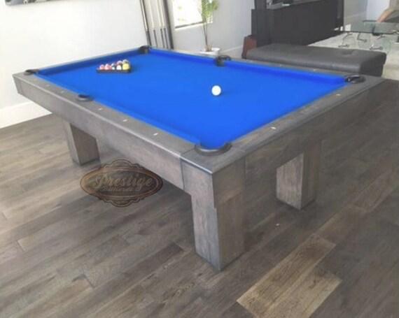 8u0027 Custom Pool Table | Etsy