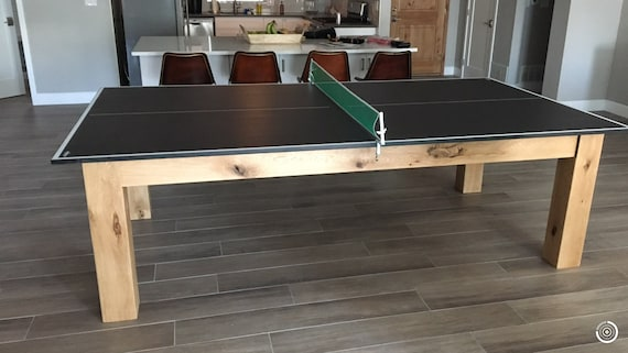 Custom Ping Pong Table Tournament Size