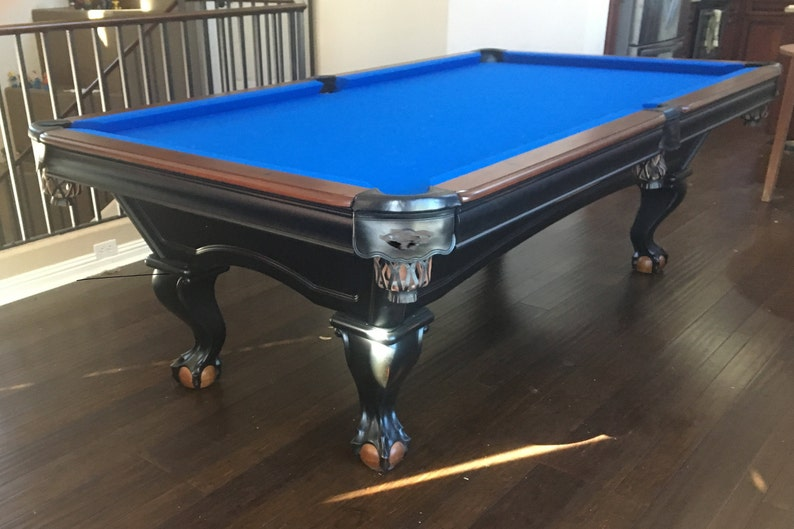 Fabulous 7Ft Or 8Ft Glenoak Pool Table Mutliple Finish Leg Options Create Your Perfect Table Home Interior And Landscaping Spoatsignezvosmurscom