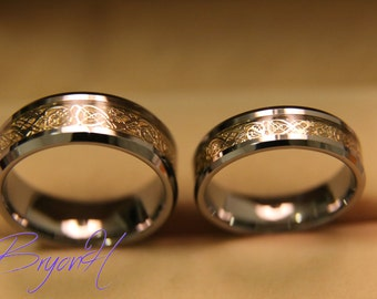 Wood Wedding Rings Etsy
