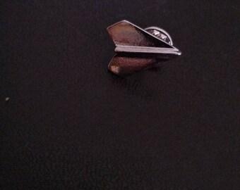 Paper airplane pins